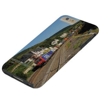 Güterzug in Lorch am Rhein Tough iPhone 6 Plus Hülle