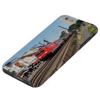 Güterzug in Rüdesheim am Rhein Tough iPhone 6 Plus Hülle