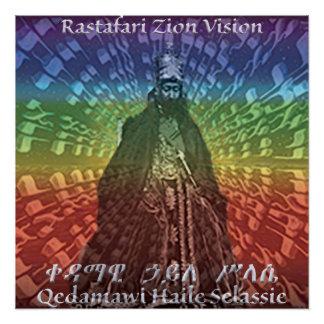 H.I.M. Haile Selassie I: Licht der Welt Poster