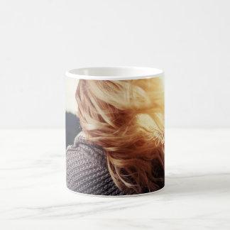 Haar-Thema Tasse