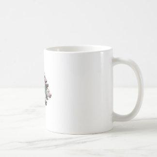 Haariger sechs Satz Tasse