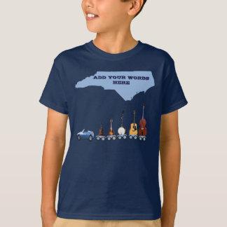 Haben Sie Bluegrass-Band - TEMPLATE-T-SHIRT T-Shirt