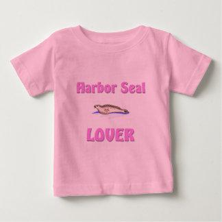 Hafen-Siegel-Liebhaber Baby T-shirt
