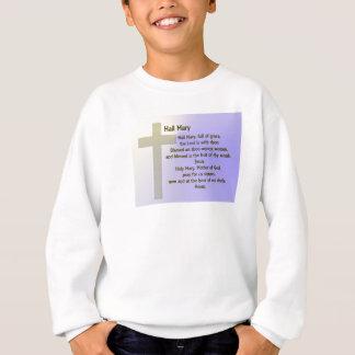 Hagel-Mary ~ kundengerecht Sweatshirt