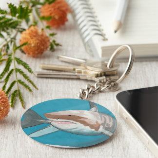 Hai-Schlüsselkette Schlüsselanhänger