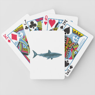 Haifisch Bicycle Spielkarten