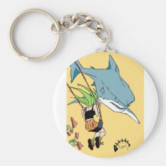 Haifisch Schlüsselanhänger