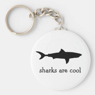 Haifisch-Thema Keychains Schlüsselanhänger