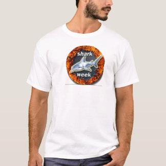 Haifischwochen-Feuerloch T-Shirt