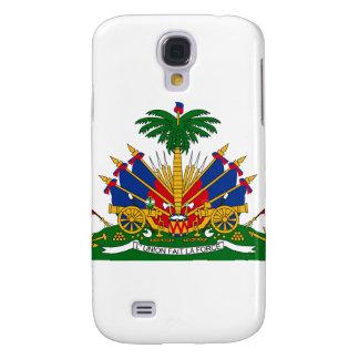 Haiti-Emblem Galaxy S4 Hülle