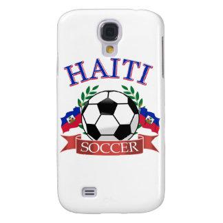 Haiti-Fußballentwürfe Galaxy S4 Hülle