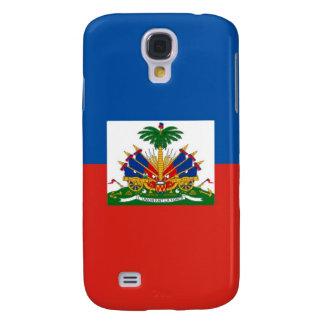 Haiti-Landesflaggekasten Galaxy S4 Hülle