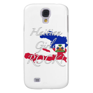Haitianischer Mädchen-Felsen! Galaxy S4 Hülle