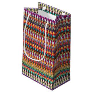 Häkelarbeit-Geschenk-Tasche - Garn-Geschenk-Tasche Kleine Geschenktüte