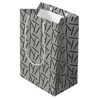 Häkelarbeit-Haken-Handwerks-Muster Mittlere Geschenktüte