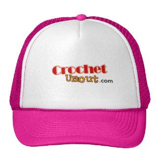 Häkelarbeit-ungeschnittener Hut Netz Caps