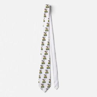 Hakuna Matata behalten es wirkliche Geschenke Bedruckte Krawatte