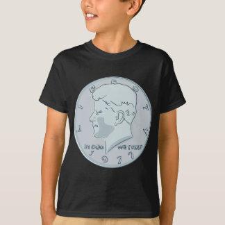 Halber Dollar T-Shirt