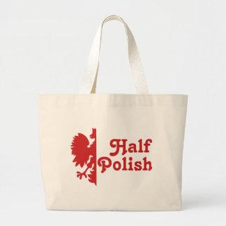 Halbes Polnisches Jumbo Stoffbeutel