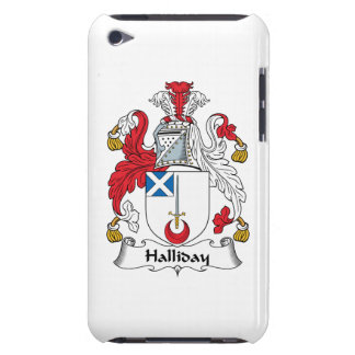 Halliday Familienwappen iPod Touch Hüllen