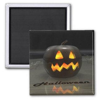 Halloween 1 Magnet Quadratischer Magnet