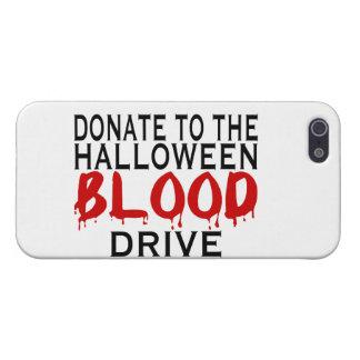 Halloween-Blut-Antrieb iPhone 5 Hülle