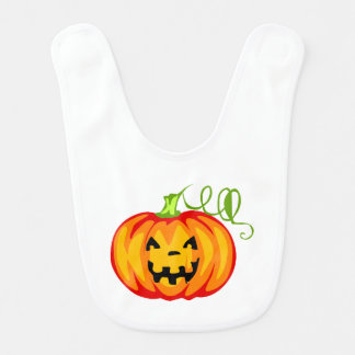 Halloween-Familien-Spaß Babylätzchen
