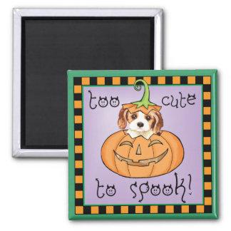 Halloween-Kavalier Quadratischer Magnet