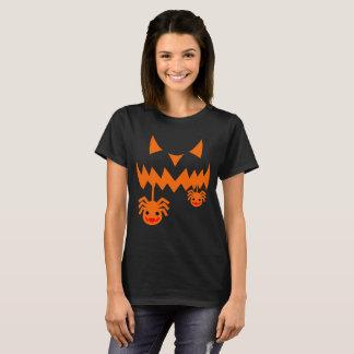 Halloween-Kürbis Kürbislaterne T-Shirt