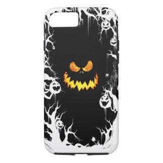 Halloween-Lächeln iPhone 8/7 Hülle
