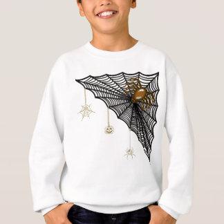 Halloween-Netz Sweatshirt