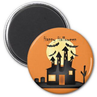 Halloween Runder Magnet 5,1 Cm