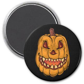 Halloween Runder Magnet 7,6 Cm