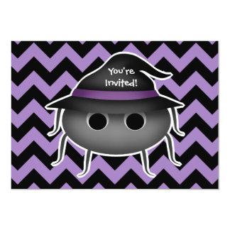 Halloween scherzt Party 12,7 X 17,8 Cm Einladungskarte