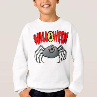 Halloween-Spinne Sweatshirt