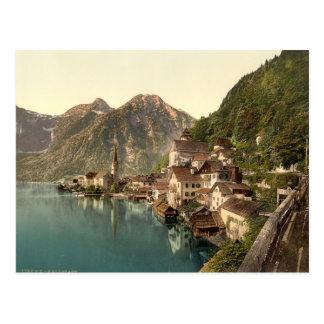 Hallstatt Österreich Postkarte