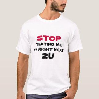 Halt simsen mich, den ich rechter folgender T - T-Shirt
