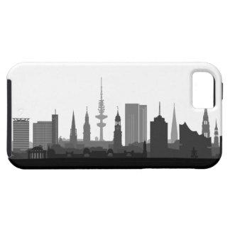 Hamburg skyline iPhone 5 sleeve Case Schutzhülle Fürs iPhone 5