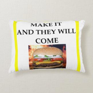 Hamburger Zierkissen