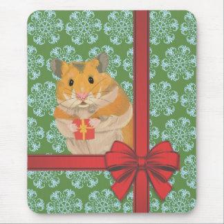 Hammy Weihnachtshamster-Weihnachten Mauspad