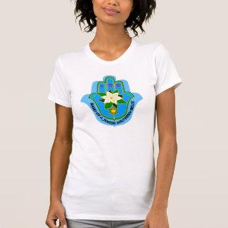 Hamsa Hand des jüdischen südlichen T-Shirt
