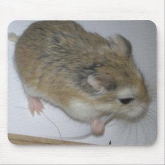Hamster-Matte Mauspads