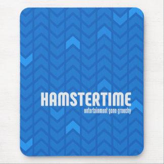 Hamster-Zeit Mousepad - Vertikale