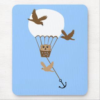 Hamsterballonabenteuer Mauspad