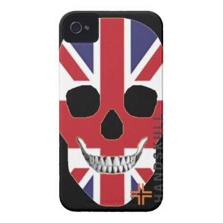 HANDSKULL GBR - IPhone 4 kaum dort universell Case-Mate iPhone 4 Hülle