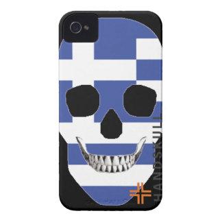 HANDSKULL Griechenland - IPhone 4 kaum dort iPhone 4 Case-Mate Hülle