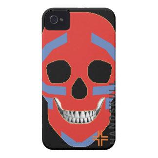 HANDSKULL verrückt - IPhone 4 kaum dort universell iPhone 4 Cover