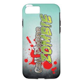 Handy-Zombie iPhone 7 Abdeckung iPhone 8/7 Hülle