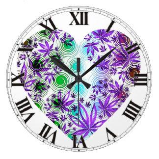 Hanf-Liebe Uhren