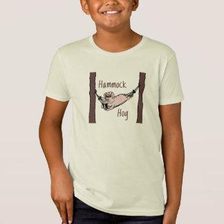 Hängematten-Schwein T-Shirt